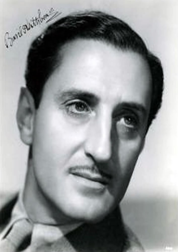 basil rathbone height
