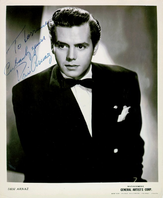 Desi Arnaz is best known for his role as Ricky Ricardo in the early ...