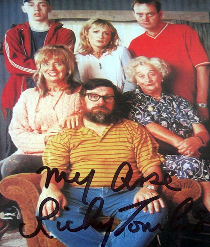 The Royle Family Autograph